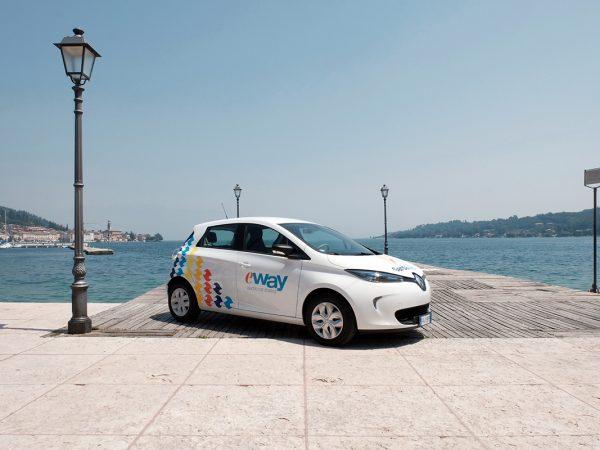 BEST, il tour del Garda in elettrico